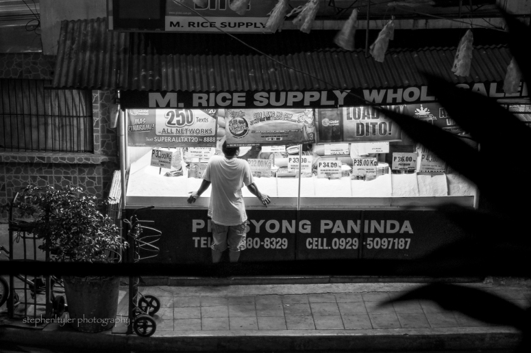 Night at the Rice Market