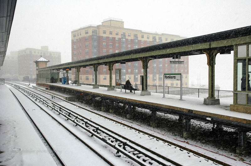 Yonkers Station
